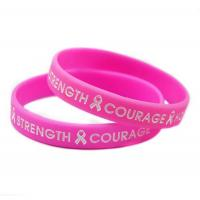 Buy cheap Custom Promotional Silicon Bracelet,Adjustable Silicon Wristband,Promotion Wrist from wholesalers