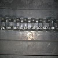 Buy cheap Excavator rubber track(600*100*LINKS) product
