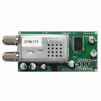 Buy cheap DVB-T Receiver Module with HD DVB-T MPEG2/MPEG4 AVC/H.264 Standard product