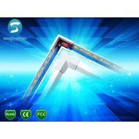 China Portable Rigid LED Strip 12V / 24V Aluminum 72LED / M Profile For Display wholesale
