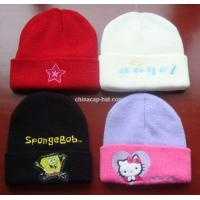 Quality Baby knitted hats for sale