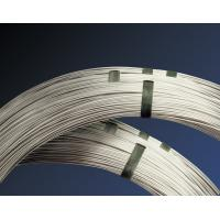Buy cheap Galvanized Hard Drawn high carbon steel wire Black Belt Packed product