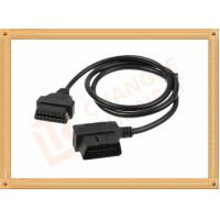 Buy cheap Male To Female OBD Extension Cable Custom For Automotive CK-MF16D01L product