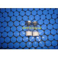 Buy cheap Human Growth Hormone Poly Peptides Steroids GHRP-6 5mg/vial Freeze Dried Powder product