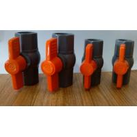Buy cheap PVC ball valves and pipe fittings plastic mold product