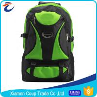 China Outdoor Gym Sport 1680D Polyester Hiking Backpack Sports & Leisure Bags on sale