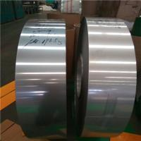 China 304l 304 Stainless Steel Coil BA 2B 1B Surface 0.28mm Thickness SS Strip on sale