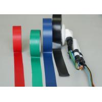 Buy cheap Black Shiny PVC Heat Resistant Electrical Tape For Cables And Wires product