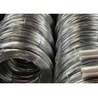 Buy cheap OEM / ODM Incoloy 800H Stainless Steel Wire Coil For Hydrocarbon Cracking product