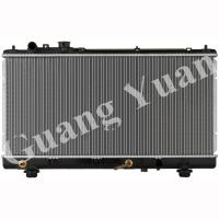 Buy cheap Aluminum Mazda Water Cooling Car Radiator OEM ZL02-15-200 FS8M-15-200 DPI 2303 product