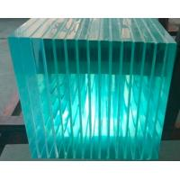 Buy cheap Clear Tempered Laminated Glass Sheets Doors Interior Sound Insulation product