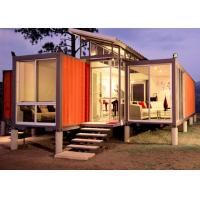 Recycle High Strength Modern Modular Buildings Modified Containers For Apartment , Hotel
