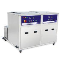 China 960 Liter Ultrasonic Cleaning Machine Precision Cleaning System With Washing Spray Stage on sale