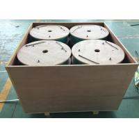 Buy cheap 316L 304L Stainless Steel Hydraulic Control Line 1/4 Inch OD Long Lifespan from wholesalers
