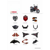 Buy cheap YAMAHA FZ-S FZ2.0 Motorcycle Parts And Accessories ABS Plastic / PC Material product