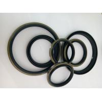 Buy cheap Silicone Material Iron Shell + Rubber  DKBI DLI Black And Yellow Rubber Dust Seals product