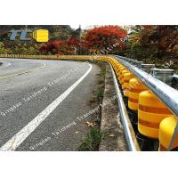 Buy cheap Polyurethane Rolling Guardrail Barrier Anti Ultraviolet Aging Rustproof product