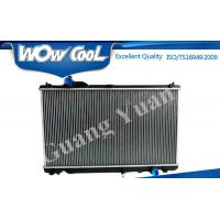 Buy cheap Tube Fin Aluminum Auto Radiator , Stable Toyota Lexus Rx 350 Radiator  product