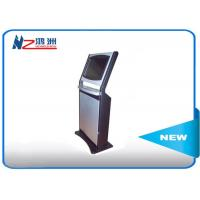 Buy cheap Camera Ticket Vending Self Service Terminal With Windows System / Led Screen product
