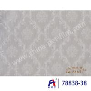 Buy cheap PVC  Coating  Film    PVC Decorative Film  Synchronized European flower78838-38 product