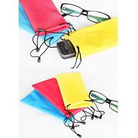 Buy cheap 600D Nylon Microfiber Sunglass Pouch , Children's Soft Case For Glasses from wholesalers