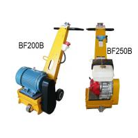 Buy cheap Electric Gasoline Floor Scarifying Machine / Equipment With High Speed 1800rpm product