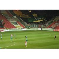Buy cheap Sports Stadium Perimeter Led Display Waterproof Steel Cabinet 6500 Nits P10 SMD product
