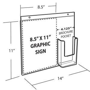 Buy cheap Acrylic Material Inserting acrylic menu holder product