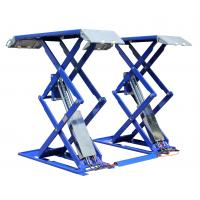 Buy cheap Powered Aerial self propelled elevating work platforms , aircraft work platforms 200KG product