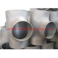 """Buy cheap ASME B 16.9 ASTM 1/2"""" - 100"""" in all wall thickness Tee product"""