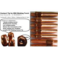 MIG Welding Torch Contact Tips