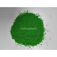 China Environmental Synthetic Grass Infill EPDM Rubber Granules Fire Retardant on sale