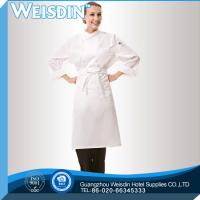 Quality Loops&woven belt nice-looking professional ecofriendly kitchen cooking apron for sale
