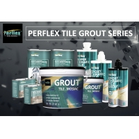 Buy cheap Perflex Sealing Floor Tile Adhesive And Grout 400ml Flexibility Easy Construction product