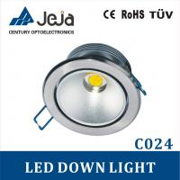 Quality 850lm High class commercial 10W COB Down Light JL-C024 for sale