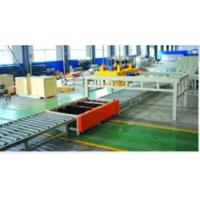 Buy cheap EPS Sandwich Light Weight MgO Board Production Line Cement Wall Panel Making Machine product