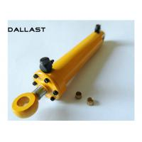 Buy cheap 63mm Bore Diameter Small Hydraulic Cylinders for Industrial Construction Machinery product