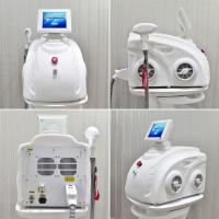 Buy cheap 808nm Diode Laser Hair Removal Machine with cold laser , Medical Laser Equipment product