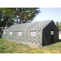Buy cheap Rip - Stop Nylon Military Tents Shelters / Army Style Tent With UV Resistant product