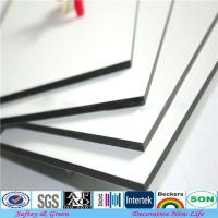 Buy cheap PVDF coating aluminum composite panel used for construction sign board product