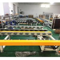 Buy cheap Longlife Powerful Motor Roller Conveyor System For Large Pumps Manufacturer product