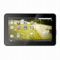 Buy cheap 9.0-inch Tablet PC, 800x600P Resolution/Android 4.0 OS/All Gravity Induction, Supports Wi-Fi/3G product