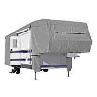 5th Wheel Caravan Cover,color gray, 3 layer polypropylene fabric