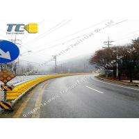 Buy cheap Light Reflecting Roller Road Barrier Stainless Steel Railing Guardrail product