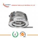 Buy cheap 0.3*12mm Nicr8020  Nicr Alloy Nichrome Nickel Chromium Alloy Ribbon Strip product