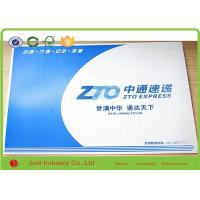 Tear Proof CMYK Printing Poly Mailer Envelopes , Waterproof Plastic Mailing Bags