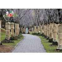 Buy cheap Heavy Duty Burlap Tree Wrap Brown Landscape supply type Gardening tree protector product