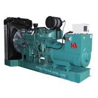 Buy cheap Durable Six Cylinders Diesel Engine Generator Electrical Fuel Injection Type product