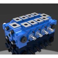 Buy cheap Multiple Hydraulic Combined Directional Control Valve DL for Engineering product