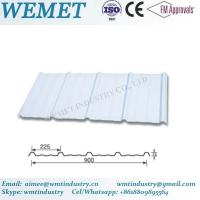 Buy cheap Corrugated steel sheet for steel structure building facade WMT-15-225-900 product